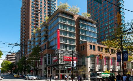 2308 - 788 Richards Street, Downtown VW, Vancouver West
